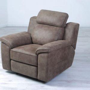 Fotelj s počivalnikom ROCKY