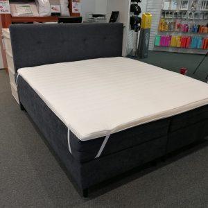 Boxspring postelja RUBBY