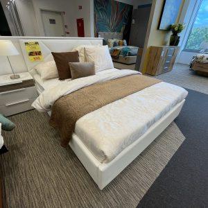 LIVIA – posteljni okvir + letveno dno